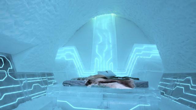 Os hotéis de gelo mais incríveis do mundo!