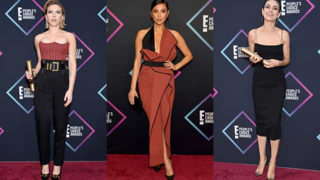 2018 People's Choice Awards: red-carpet fashion