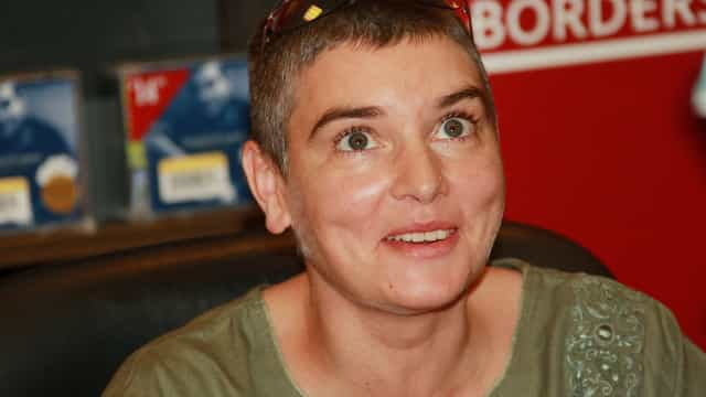 Why Sinéad O'Connor never wants to 'spend time with white people again'
