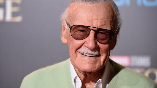 Stan Lee deixou mais de R$ 185 milhões de herança para filha