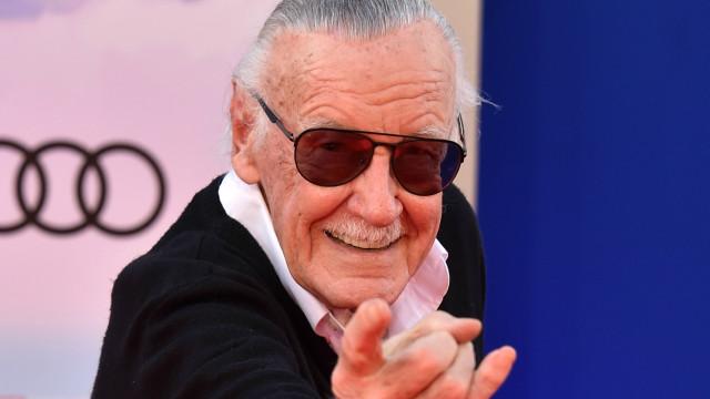 Stan Lee e outras celebridades que nos deixaram em 2018