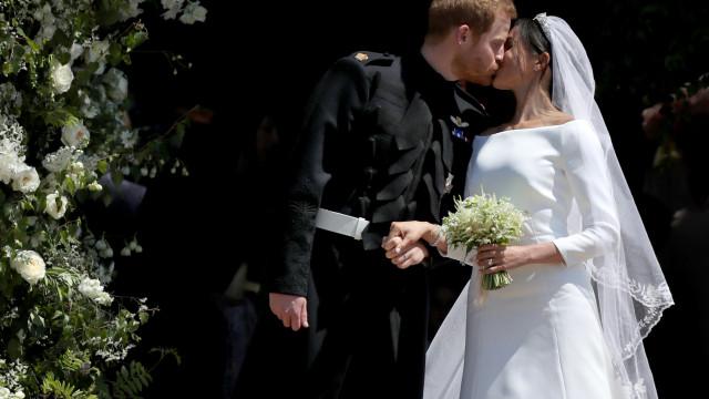 Meghan e Harry: os destaques dos primeiros seis meses de casamento