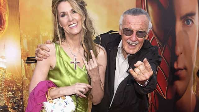 Stan Lee created one last superhero before he died