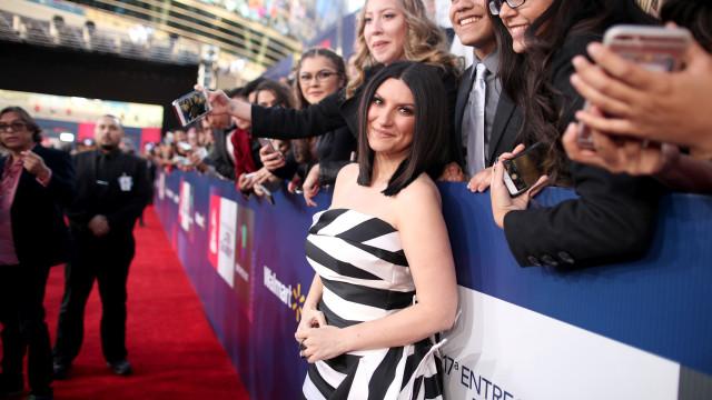 Laura Pausini: la corsa per i Latin Grammy