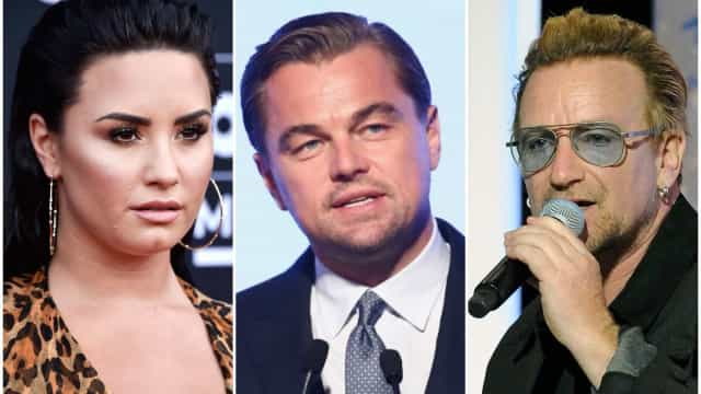 Celebrities who have taken time off from work