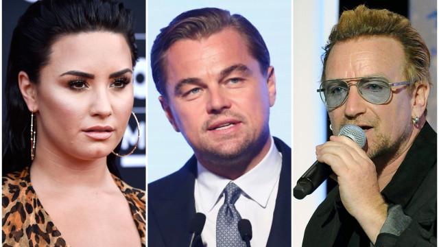 As estrelas que decidiram fazer uma pausa na carreira