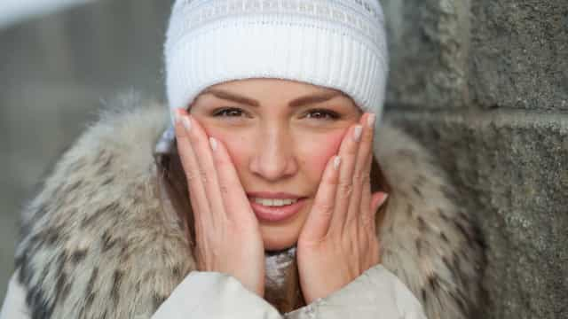 This is why you get more acne in the winter