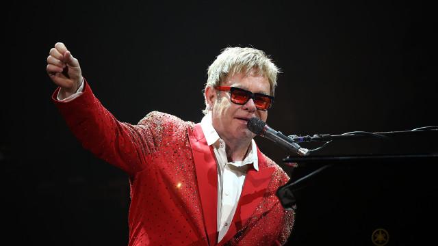 Elton John's Christmas advert will warm your heart