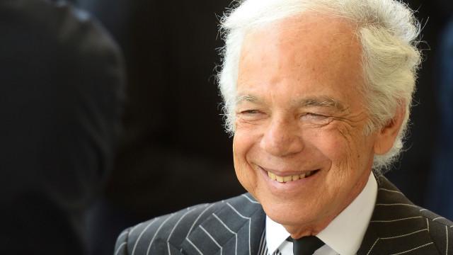 Ralph Lauren becomes first American designer to receive British knighthood