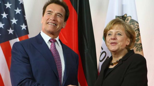 Oväntade vänskapsrelationer mellan topp-politiker och superkändisar
