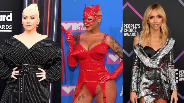 De verst kledde kjendisene i 2018