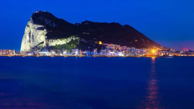 Gibraltar: Rock of ages