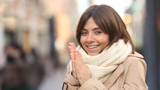 Frauen haben kältere Hände und Füße