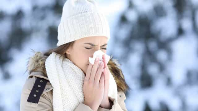 Everything that happens to your body during cold weather