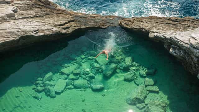Amazing secluded swimming spots around the world