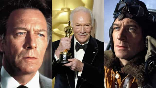 Christopher Plummer: Hollywoods distingverte gentleman