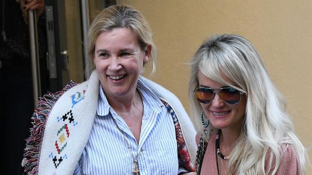 Hélène Darroze revient sur la disparition de Johnny Hallyday
