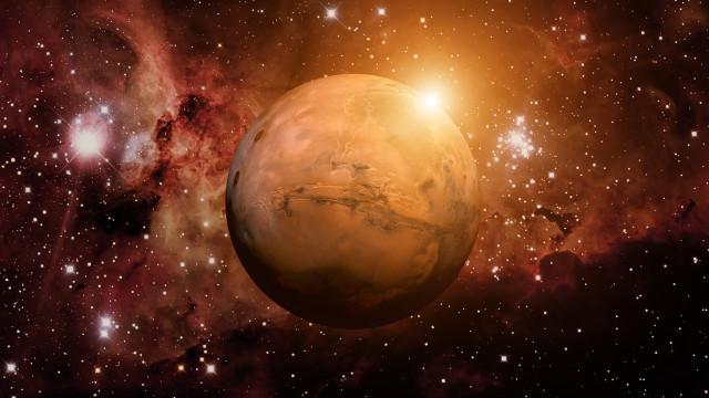 NASA toont adembenemende foto van Mars