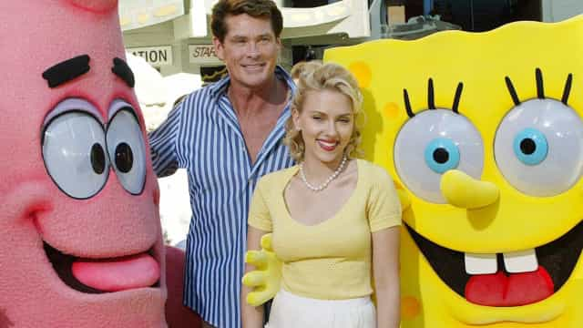 From Bowie to Depp: the coolest celebrity cameos in 'SpongeBob'