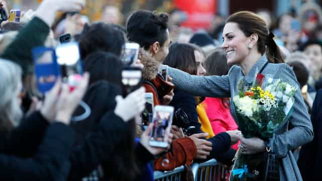 Kate Middleton parla italiano?