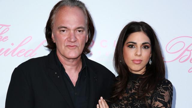Quentin Tarantino et sa compagne Daniella Pick se sont mariés