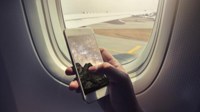 Piloot stuurt tijdens vlucht bericht naar passagier