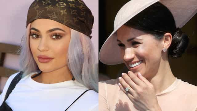 Kylie Jenner vs Meghan Markle: who influences fashion more?