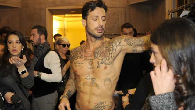 Giustizia fatta, Fabrizio Corona si dimostra soddisfatto