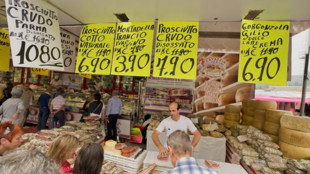 L'Italia è la prima in Europa per la produzione agroalimentare di qualità