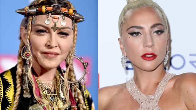 Madonna is going after Lady Gaga, again