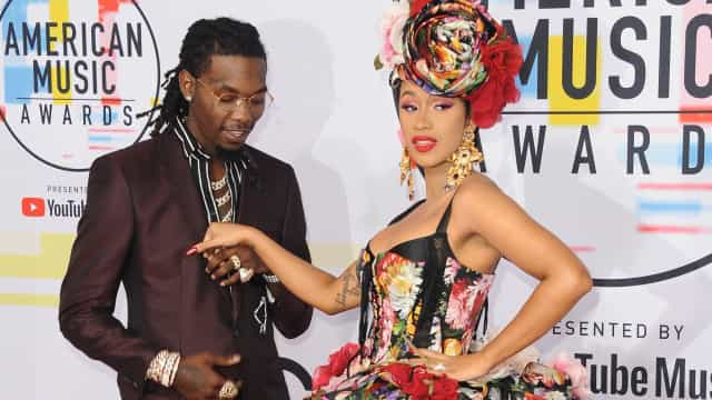 Cardi B announces split from Offset