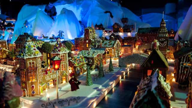 Magnificent gingerbread cities to inspire your holiday baking