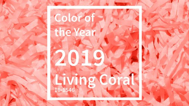 Pantone paljastaa vuoden 2019 värin