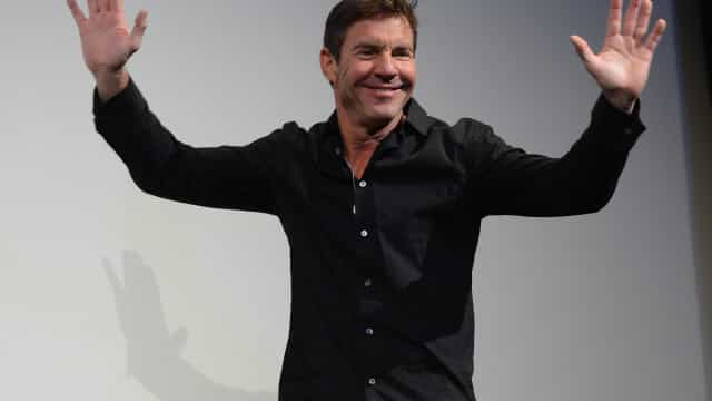 Dennis Quaid reveals most exciting place he's had sex