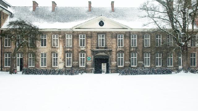 Les plus belles photos de la Belgique enneigée