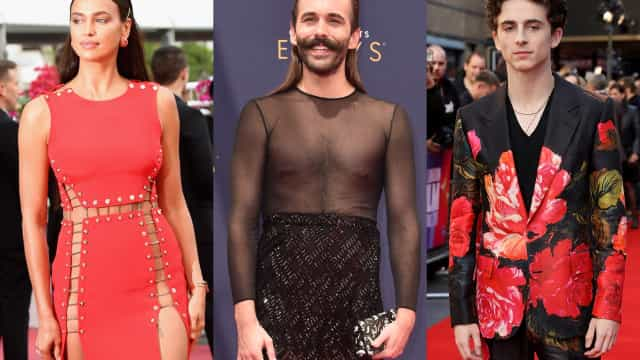 Red-Carpet-Style: Die gewagtesten Outfits 2018
