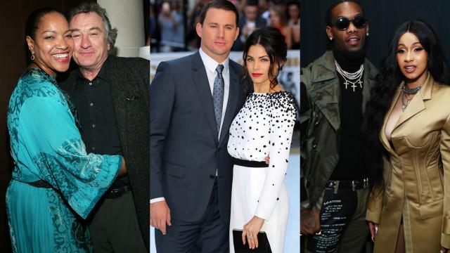 Os amores e desamores das celebridades em 2018