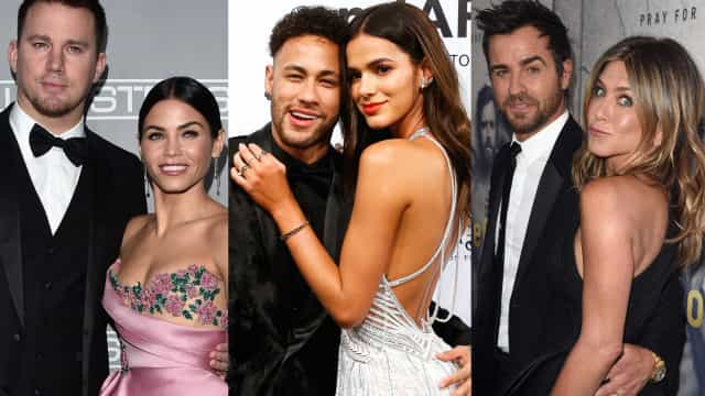 Retrospectiva 2018: famosos que se separaram e engataram relações!