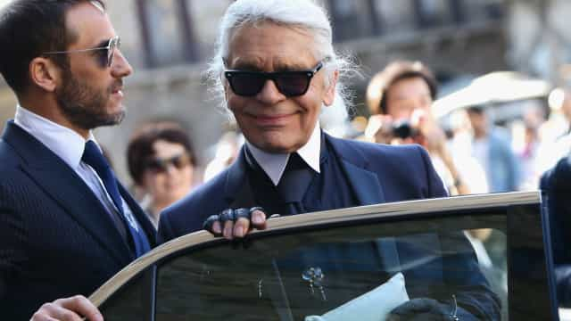 "Karl Lagerfeld: ""I don't do internet"""