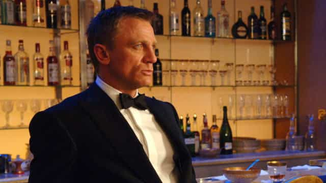 "James Bond declared ""severe"" alcoholic by public health standards"
