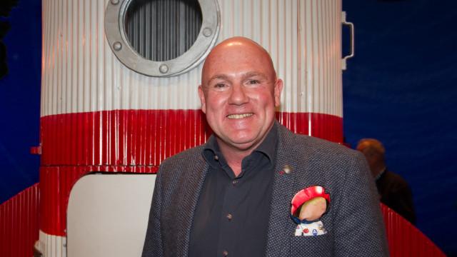 André Kuipers: ruimteheld van eigen bodem