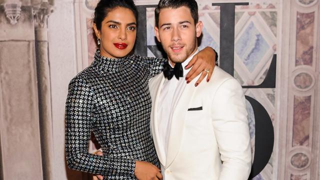 Nick Jonas e Priyanka Chopra são acusados de maus tratos a animais