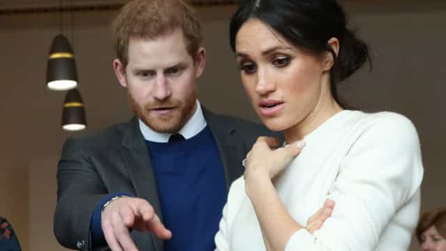 Meghan Markle apparently won't spend Christmas morning with Prince Harry