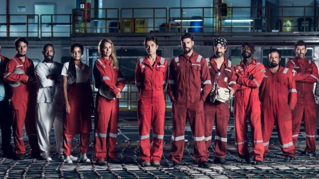 Elenco da Globo está insatisfeito com série 'Ilha de Ferro'