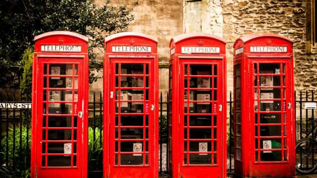 Why we still love the red telephone box