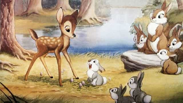 Deer poacher ordered to watch 'Bambi' repeatedly in prison