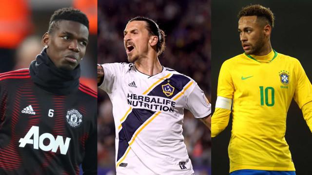 2018 års största fotbollskontroverser