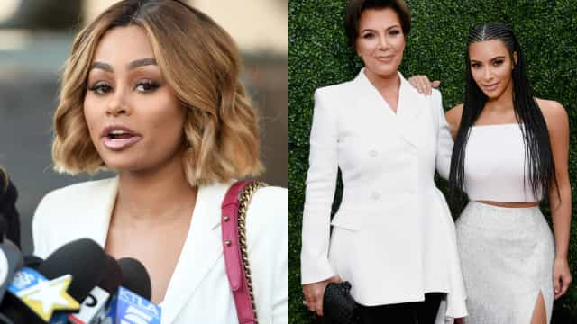 Blac Chyna set to face the Kardashians in trial