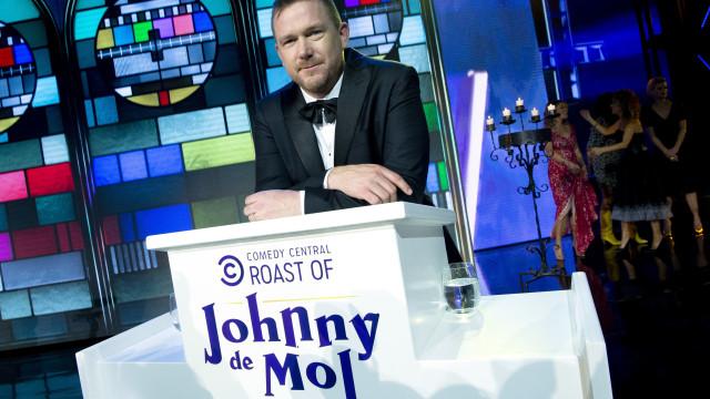 Het veelbewogen jaar van Johnny de Mol