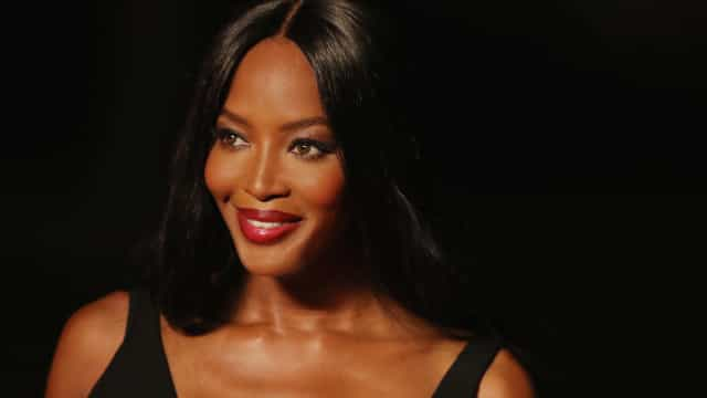Naomi Campbell finally lands her first major beauty campaign